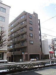 ラナップスクエア京都北野[208号室]の外観