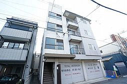 大阪府大阪市東淀川区豊里4丁目の賃貸マンションの外観