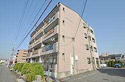 ハピネス松岡[1階]の外観