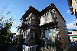 兵庫県川西市加茂2丁目の賃貸アパートの外観