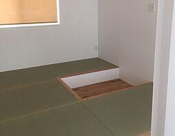 あるとホッとする畳のお部屋。
