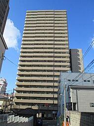 キングマンション心斎橋東[14階]の外観