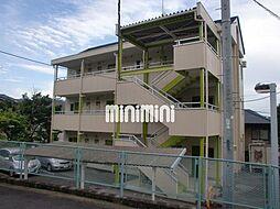 田村コーポ1[3階]の外観