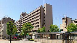 高石駅前団地[2DK号室]の外観