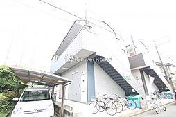 小田急小田原線 相模大野駅 バス17分 友愛病院前下車 徒歩8分の賃貸アパート
