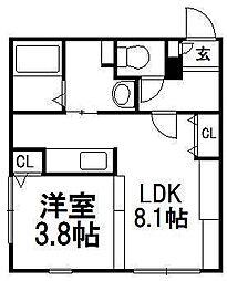 琴似駅 5.7万円