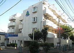 東京都板橋区板橋3丁目の賃貸マンションの外観