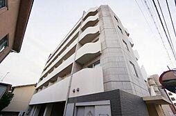 兵庫県伊丹市平松4丁目の賃貸マンションの外観