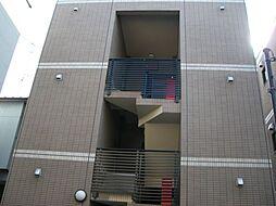 ディアコート大倉山II[102号号室]の外観