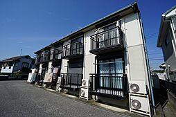 千葉県千葉市中央区生実町の賃貸アパートの外観