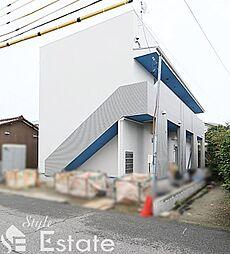 愛知県春日井市味美町2丁目の賃貸アパートの外観