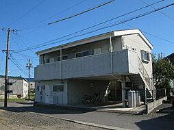 三重県鈴鹿市平野町の賃貸マンションの外観