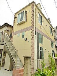神奈川県横須賀市田浦町1丁目の賃貸アパートの外観
