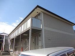 奈良県大和郡山市冠山町の賃貸アパートの外観