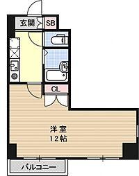 Sakura Residence[101号室号室]の間取り