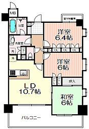 ビジュー所沢くすのき台 〜全居室6帖以上〜
