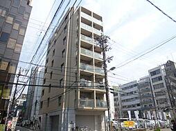 キャピトル新大阪[4階]の外観
