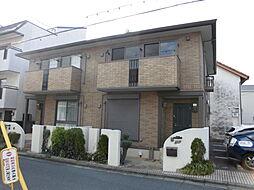 ローズコート中桜塚[102号室]の外観
