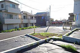 八王子市 狭間町 建築条件無し売地 高尾駅徒歩11分の好立地日当たり・風通し良好です。