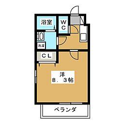 仮称 クレドール京都洛南[4階]の間取り