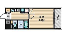 プロシード新大阪CityLife[4階]の間取り