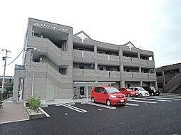 北九州都市モノレール小倉線 徳力嵐山口駅 徒歩17分の賃貸マンション