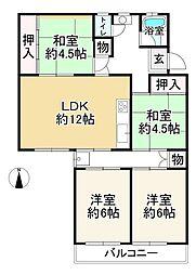 新金岡駅 1,398万円