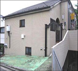 ヒルサイドフラット[1階]の外観