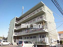 浅井マンション[3階]の外観