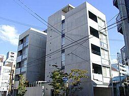 プルメリア西三国1番館[4階]の外観