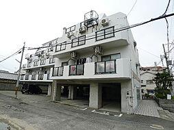 キャッスルコートII[2階]の外観