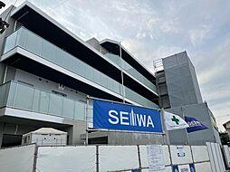 東武伊勢崎線 西新井駅 徒歩15分の賃貸マンション
