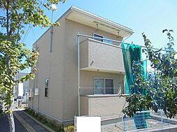 プリマベーラB棟[2階]の外観