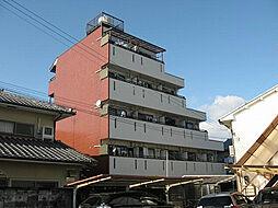 京都府京都市左京区一乗寺西閉川原町の賃貸マンションの外観