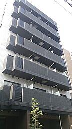 ジェノヴィア西大島グリーンヴェール[2階]の外観