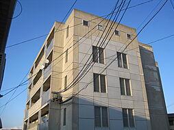 愛知県名古屋市緑区平手南1丁目の賃貸マンションの外観