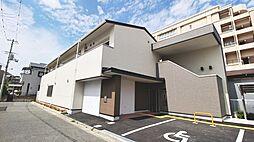 大阪府高石市綾園2丁目の賃貸アパートの外観