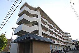 橋本第1マンション[4階]の外観