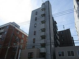 クィーン南5条[6階]の外観