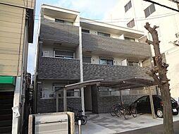 大阪府守口市菊水通2丁目の賃貸アパートの外観