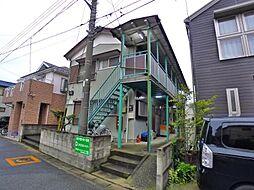 岡田荘[202号室]の外観