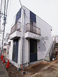 小田急小田原線 柿生駅 徒歩3分の賃貸マンション