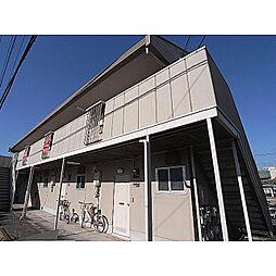 奈良県橿原市内膳町2丁目の賃貸アパートの外観