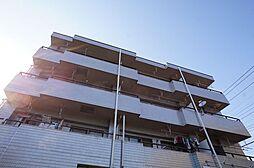 サンライズ'88久地[3階]の外観