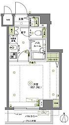 フェニックス中板橋弐番館[2階]の間取り