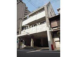京都府京都市下京区中金仏町の賃貸マンションの外観