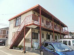 愛媛県松山市畑寺4丁目の賃貸アパートの外観