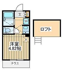 綱島駅 5.5万円