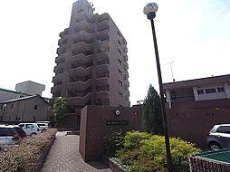 パークサイドグロリア[3階]の外観