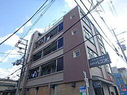 ニュー高井田マンション[303号室]の外観